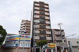 シャラロステ[2階]の外観