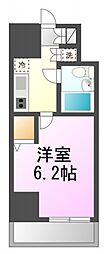 スパシエ八王子クレストタワー[7階]の間取り