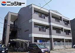 オリンピアA[1階]の外観