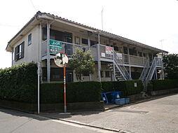 栄進ハイツ[2階]の外観