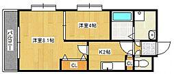 西鉄久留米駅 4.7万円