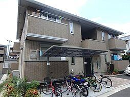 セジュールユイット西岩田[2階]の外観