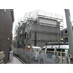 サンシャイン北松戸[303号室号室]の外観