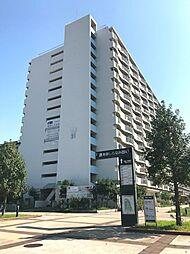 UR南港しらなみ[3階]の外観