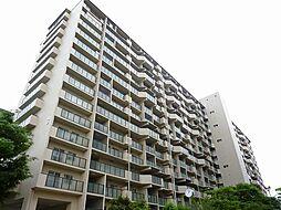 京橋グリーンハイツ3号棟[11階]の外観
