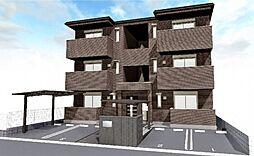 JR山陽本線 横川駅 徒歩4分の賃貸アパート