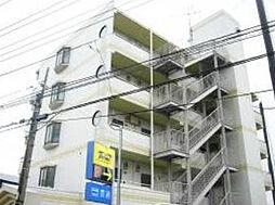 東京都町田市鶴間6丁目の賃貸マンションの外観