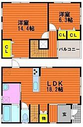東山・おかでんミュージアム駅駅 9.0万円
