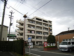 愛知県名古屋市中村区烏森町3丁目の賃貸マンションの外観