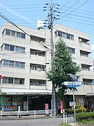 京福修学院第二マンション[501号室号室]の外観
