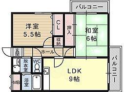 河内松原駅 7.0万円