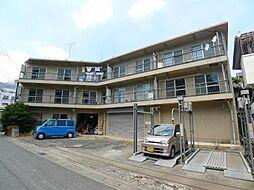 後田マンション[2階]の外観