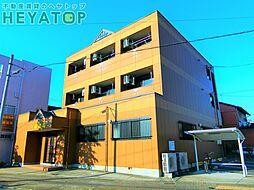 愛知県名古屋市南区泉楽通1丁目の賃貸アパートの外観