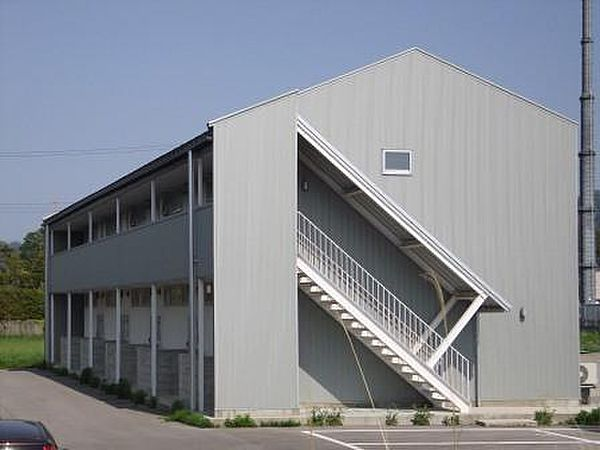 アパートメント・ナカセ[205号室]の外観