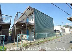 大阪府枚方市大峰元町1丁目の賃貸アパートの外観