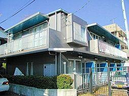 N−ハウス[1階]の外観
