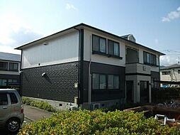 福岡県福岡市早良区四箇6丁目の賃貸アパートの外観