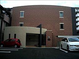 大阪府摂津市新在家2丁目の賃貸マンションの外観