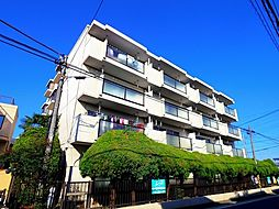 埼玉県所沢市小手指町4丁目の賃貸マンションの外観