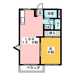 明智駅 3.7万円