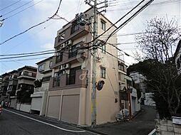 兵庫県明石市松が丘北町の賃貸マンションの外観
