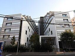 東京都目黒区下目黒3丁目の賃貸マンションの外観