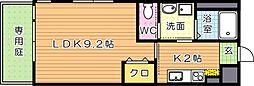 plumhouse(プラムハウス)[1階]の間取り