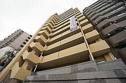 大阪府大阪市福島区福島4の賃貸マンションの外観