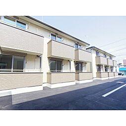 静岡県静岡市駿河区西中原2丁目の賃貸アパートの外観