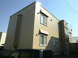 メイユール喜寿D-1[1階]の外観