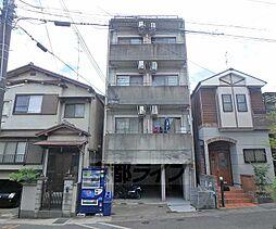 京都府向日市寺戸町東ノ段の賃貸マンションの外観
