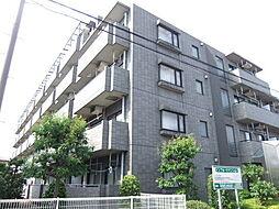 インフォートマンション[4階]の外観