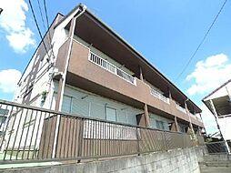 松丸ハイツ 6号棟[202号室]の外観