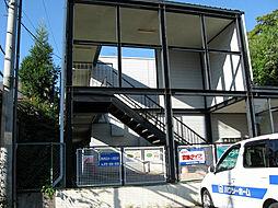 メゾンド光悦[2階]の外観
