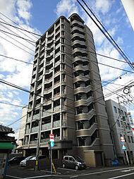 福岡県北九州市戸畑区幸町の賃貸マンションの外観