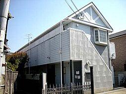 大阪府岸和田市加守町1丁目の賃貸アパートの外観