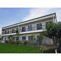 奈良県生駒郡斑鳩町稲葉西1丁目の賃貸マンションの外観