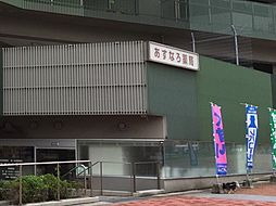 アースコート戸畑千防[3階]の外観