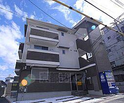 京都府京都市西京区御陵塚ノ越町の賃貸マンションの外観