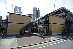 兵庫県神戸市須磨区磯馴町6丁目の賃貸アパートの外観