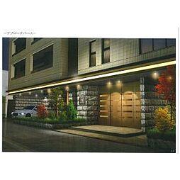 仮)東区泉三丁目計画[7階]の外観