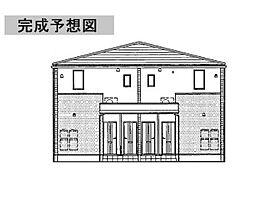 ビサイド鮎壺[1階]の外観