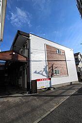 兵庫県神戸市垂水区城が山4丁目の賃貸アパートの外観
