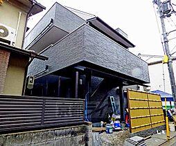 京都府京都市上京区北玄蕃町の賃貸アパートの外観