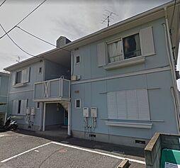 埼玉県さいたま市見沼区大字大谷の賃貸アパートの外観