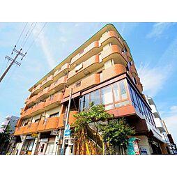 静岡県静岡市葵区川辺町2丁目の賃貸マンションの外観