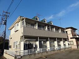ラビアン栄町[2階]の外観