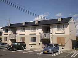 メロディーハウス樫山[105号室]の外観