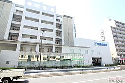 大阪府大阪市住之江区浜口西2丁目の賃貸マンションの外観