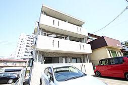 愛知県名古屋市名東区社が丘1丁目の賃貸マンションの外観